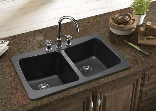 Ultramodern Kitchen Faucet and Sink Design Ideas