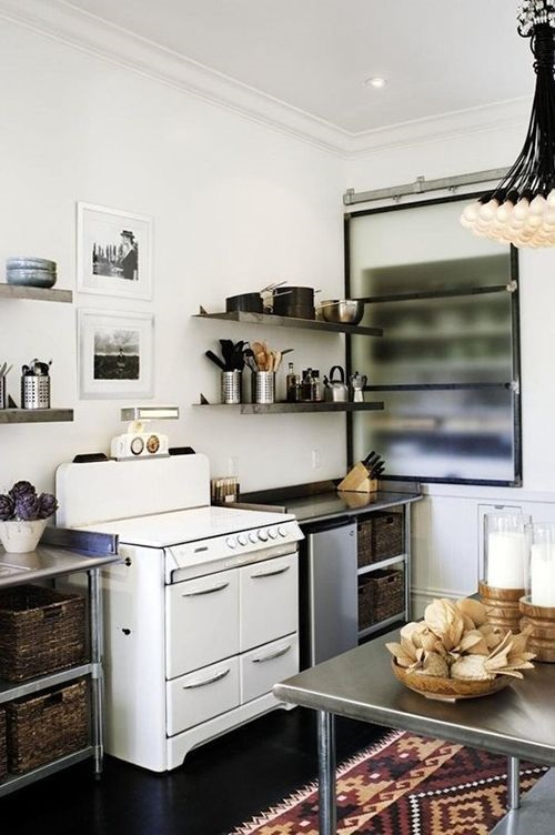 4 Brilliant Kitchen Remodel Ideas: 8 Unconventional Kitchen Cabinet Designs