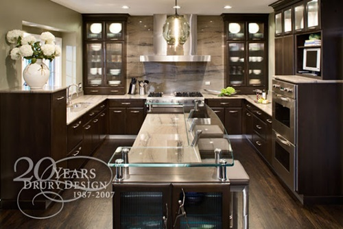 Unconventional Kitchen Cabinet Designs