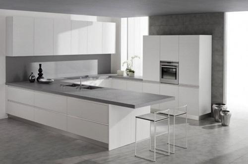 Unique modern kitchen island design ideas home inspiration for Modern kitchen island design ideas