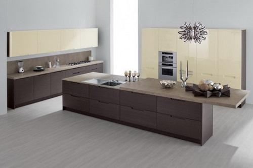 Unique Modern Kitchen Island Design Ideas Interior design