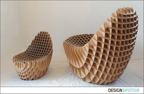 Unique Seating Pieces Designs