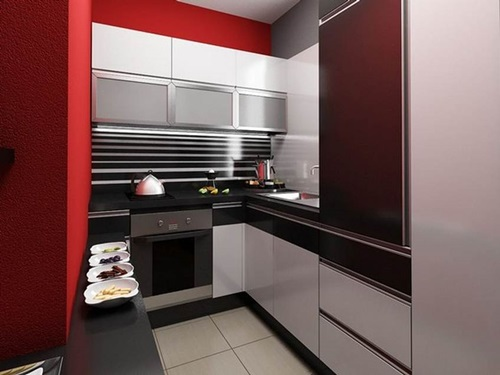 Useful Tricks To Maximize The Space Of Your Small Kitchen Interior Design