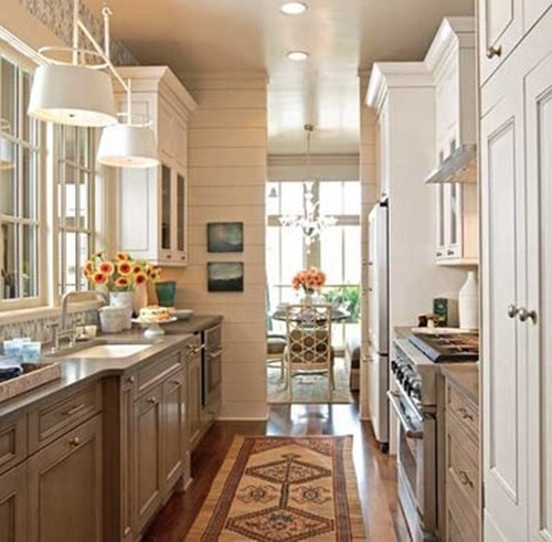 Useful tricks to maximize the space of your small kitchen for Really small kitchen