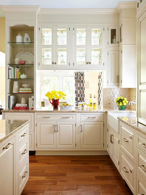 Useful tricks to maximize the space of your small kitchen for Very small kitchen ideas