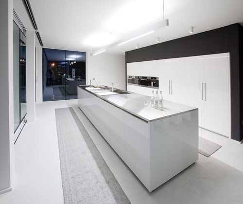 Modern Kitchen Design: Wonderful Ultra-Modern Kitchen Design Ideas