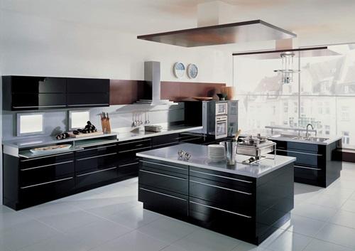 Wonderful Ultra-Modern Kitchen Design Ideas 1