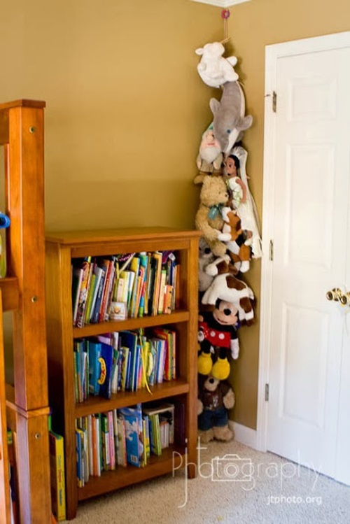 3 Fabulous Trendy Ideas for Putting Away Plush Toys