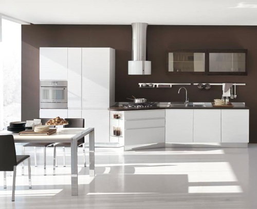 3 Great Ideas for a Modern Kitchen from a New Perspective