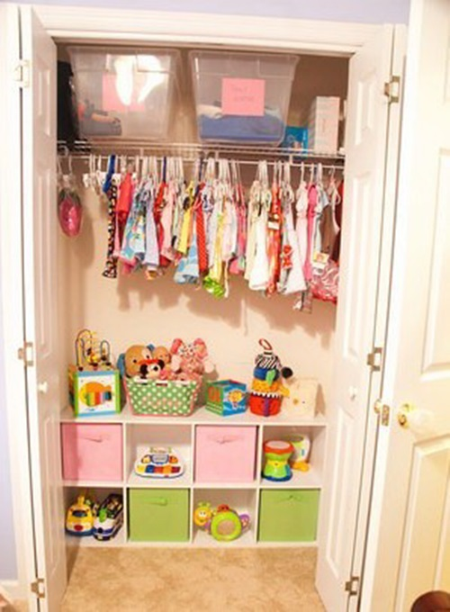 3 great storage ideas for your kids rooms interior design for Great storage ideas