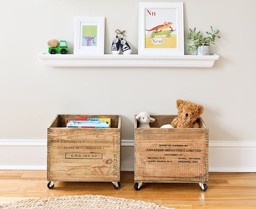 4 Creative Out of the Box Storage Ideas