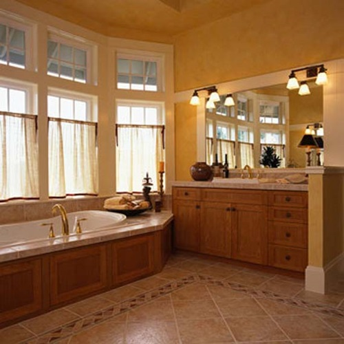 4 great ideas for remodeling small bathrooms interior design for Bathroom remodel gallery