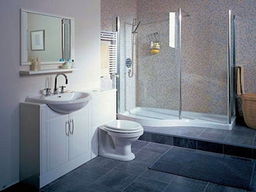 4 great ideas for remodeling small bathrooms interior design. Black Bedroom Furniture Sets. Home Design Ideas