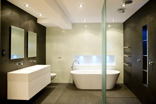 4 Great Ideas for Remodeling Small Bathrooms