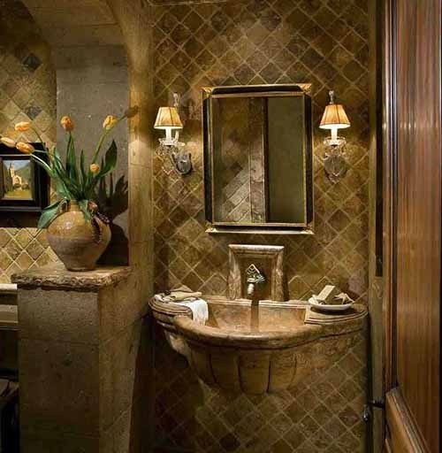 4 great ideas for remodeling small bathrooms interior design for Small bathroom remodel plans