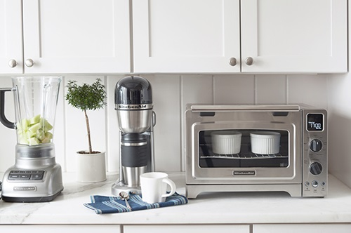 Amazing And Smart Tips For Kitchen Decorating Ideas: 4 Smart Tips On Choosing Appliances For Small Kitchens