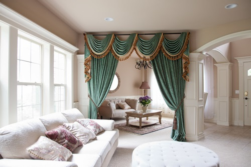 4 Things You Should Do If You Are Making Curtains For Your Living Room Interior Design