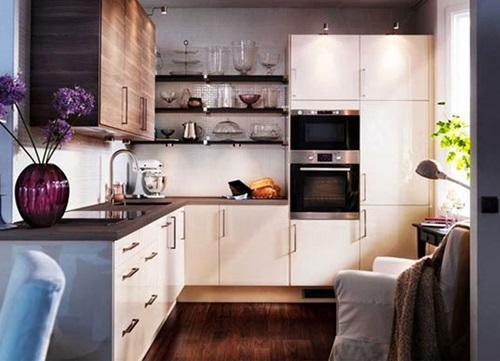Your Kitchen A Relaxing Environment Tidy Up Your Kitchen And Make It A