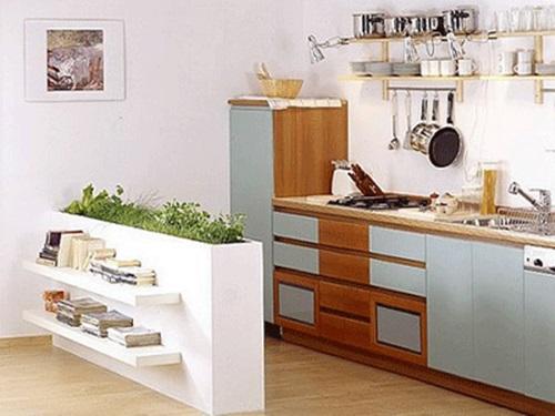 4 Wonderful Ideas for Utilizing Kitchen Space