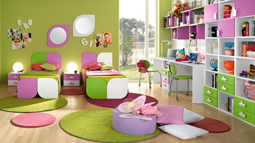5 Great Cost-Effective Ideas for Decorating Your Childs Room