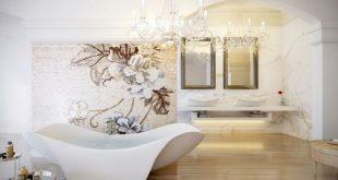 5 Luxurious and Unique Bathtub Design Ideas