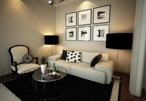 5 Splendid Decoration Ideas for Small Living Rooms