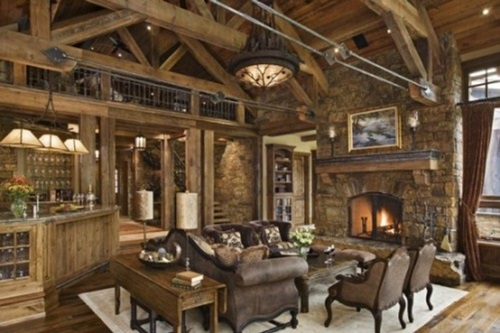 5 Tricks You Have to Do to Give Your Living Room a Gorgeous Rustic Look