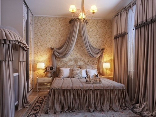 6 Substantial Steps to Choose Bedroom Curtains