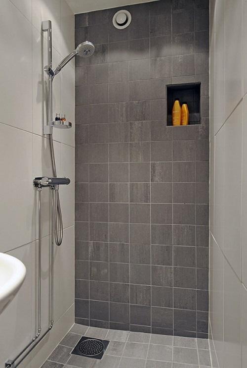 Как из туалета сделать душевую кабину и туалет 943