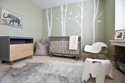 7 splendid Ideas to Create a Blue Elephant-Themed Nursery for your ...