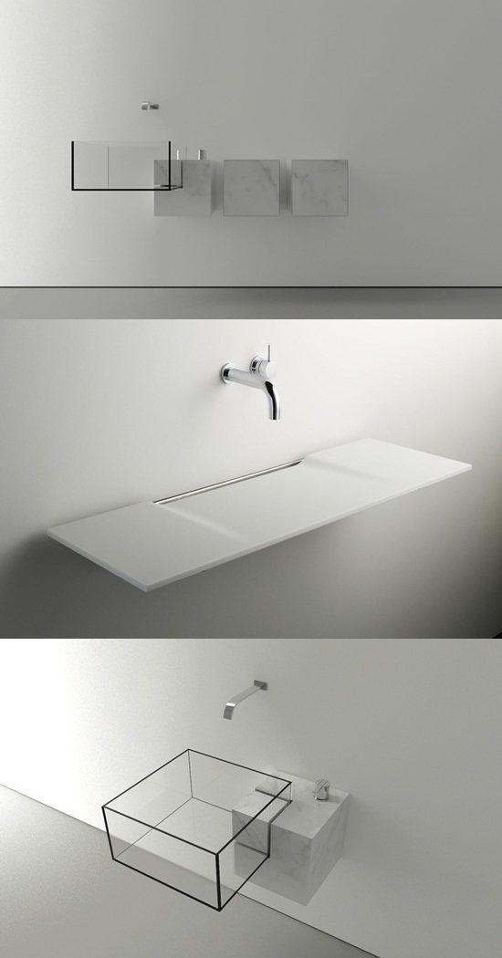 8 Unique Modern Sink Designs For Your Bathroom Interior Design