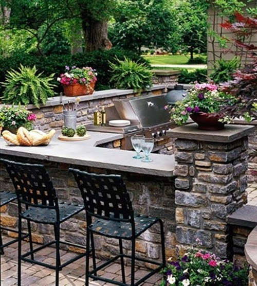Design Your Space Outdoor Kitchen Ideas: Affordable Ideas For Amazing Outdoor Kitchens