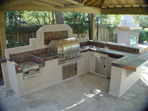 Affordable Ideas For Amazing Outdoor Kitchens Affordable Ideas For Amazing Outdoor  Kitchens ...