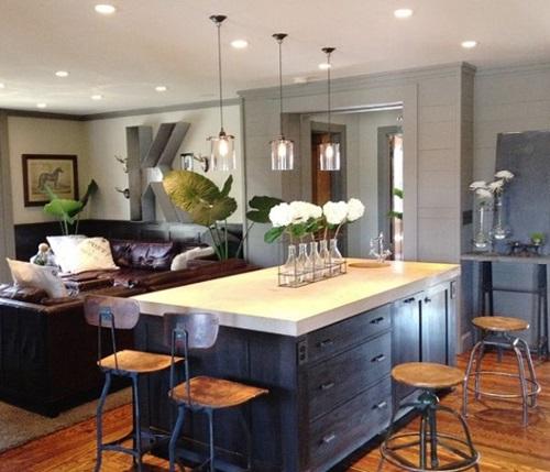 Amazing Ideas For Ergonomic Kitchen Design Interior Design