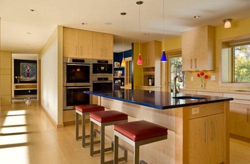 Amazing Ideas for Ergonomic Kitchen Design