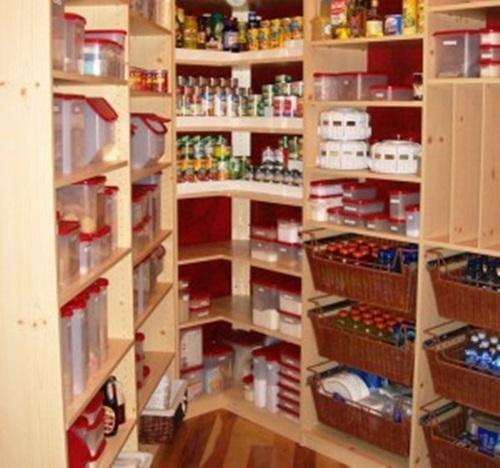 Amazing Ideas to Arrange Your Pantry