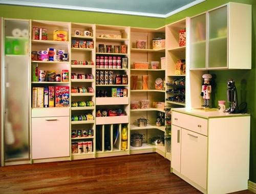 Amazing ideas to arrange your pantry interior design - Ikea rangement cellier ...