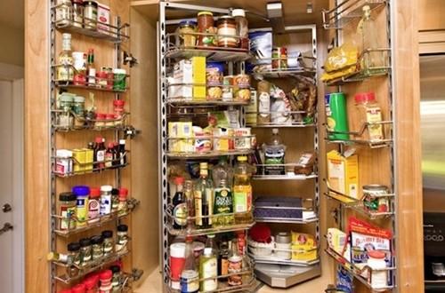 Amazing Ideas To Arrange Your Pantry Interior Design
