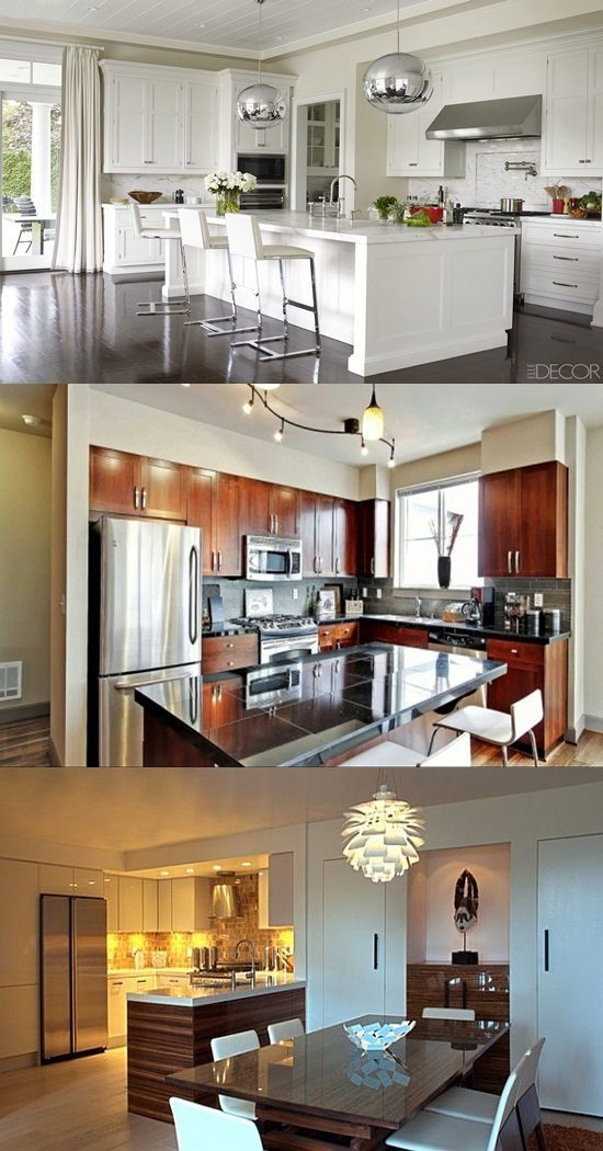 Amazing Lighting Options for Stylish Kitchens