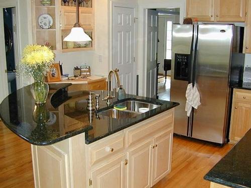Amazing Modern Curved Kitchen Design Ideas