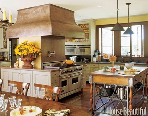 Beautiful decorative ideas for your amazing kitchens for Amazing small kitchens