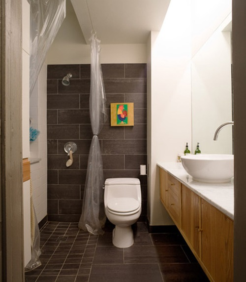 Small Bathrooms Design: Brilliant Big Ideas For Small Bathrooms