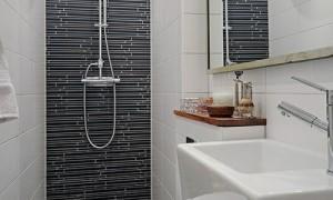 Brilliant Big Ideas for Small Bathrooms Interior design
