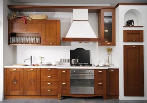 Brilliant Big Ideas For Small Kitchens Interior Design