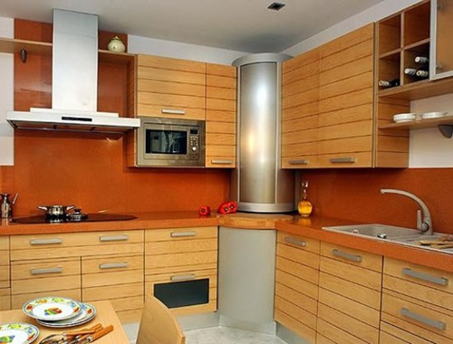 Brilliant Big Ideas For Small Kitchens Interior Design