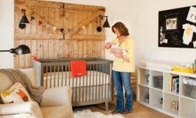 Colorful and Whimsical Nursery Decorating Ideas