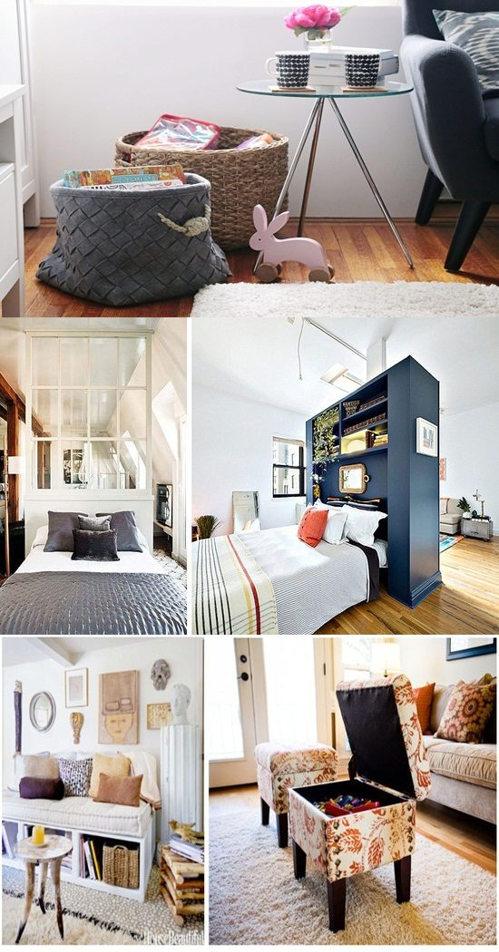 Creative Tips to Maximize the Look of Your Small Space