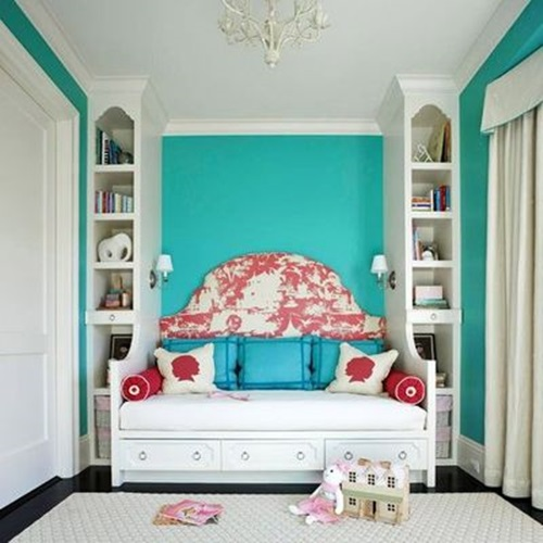 Colorful Kids Rooms: Cute Beds For Kids' Small Rooms