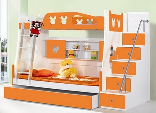Cute Beds For Kids Small Rooms