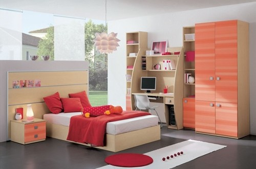 Cute Beds for Kids' Small Rooms